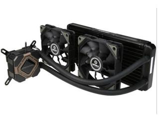 Enermax ELC-LMR240-BS Liqmax II 240 2x120mm CPU Liquid Cooling System