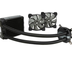 Corsair CW-9060024-WW Hydro H80i V2 Liquid Cooling CPU Cooler