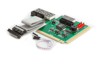 Kingwin CMBA-4 PCI ISA 4-Digit PC Analyzer