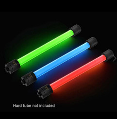 Thermaltake CL-W133-CU00BL-A Pacific RGB G1/4 PETG Tube 16mm OD 12mm ID (6 Pack Fittings)