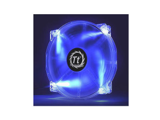 Thermaltake FN2030N121208 200 x 200 x 30 mm Core V71 Blue LED Fan