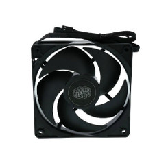 CoolerMaster R4-SFNL-24PK-R1 120 x 120 x 25mm SILENCIO FP PWM Whisper-Quiet Cooling  2400RPM Fan