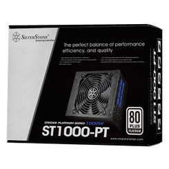 Silverstone SST-ST1000-PT Strider 1000W 80 Plus Platinum Power Supply