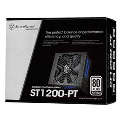 Silverstone SST-ST1200-PT Strider 1200W 80 Plus Platinum Power Supply