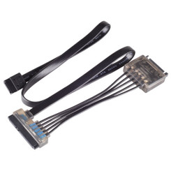Silverstone SST- CP13 SATA Power/DATA LED Combo Cable