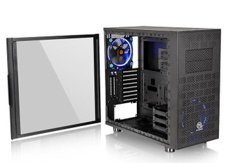 Thermaltake CA-1E9-00M1WN-03 Core X31 Tempered Glass Edition Mid Tower Chassis