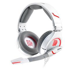 Thermaltake HT-CRO008ECWH CRONOS Combat White Gaming Headset