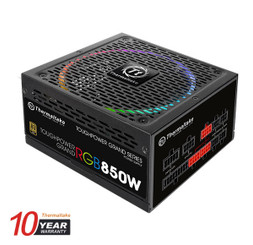 Thermaltake PS-TPG-0850FPCGUS-R Toughpower Grand RGB 850W Gold Fully Modular