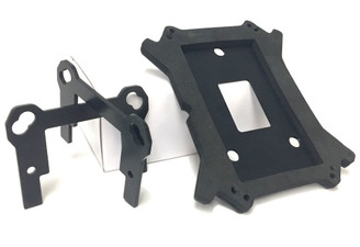 Thermaltake CL-O010-CLSTBL-A Pacific W3/W4 CPU Water Block AM4 Bracket