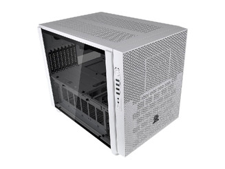 Thermaltake CA-1E8-00M6WN-00 Core X5 Tempered Glass Snow Edition Cube Chassis