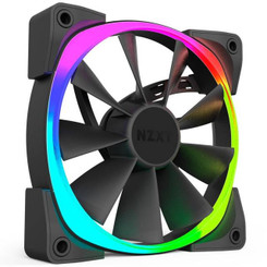 NZXT RF-AR140-B1 Aer RGB140  140mm Digitally Controlled RGB LED Fan  (Single Pack)