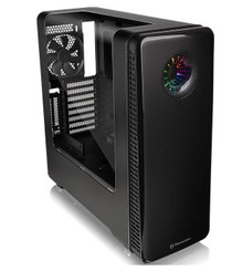 Thermaltake CA-1H2-00M1WN-00 View 28 RGB Gull-Wing Window ATX Mid-Tower Chassis