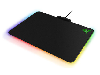 Razer RZ02-02000100-R3U1 Razer Firefly - Chroma Custom Lighting Gaming Mouse Mat - Cloth