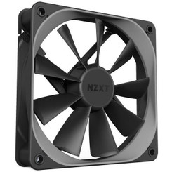 NZXT RF-AF140-D1 Aer F140 Twin Pack  140mm High-performance Airflow PWM Fan