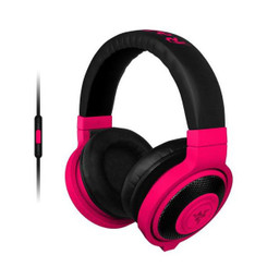 Razer RZ04-01400300-R3U11 Kraken - Analog Music & Gaming Headphones - Stereo - Neon Red
