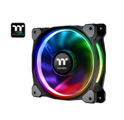 Thermaltake CL-F059-PL12SW-A Riing Plus 12 LED RGB Radiator Fan TT Premium Edition (Single Fan Pack)