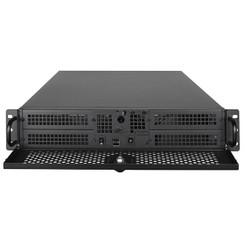 Silverstone SST-RM201B 2U ATX/MATX/Mini-ITX Rackmount Storage Chasis