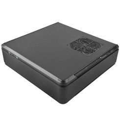 Silverstone SST-FTZ01B-E  (Black) Mini-DTX/ITX Premium Slim Form Factor Case