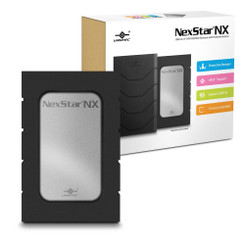 Vantec NST-239S3B-SV  NexStar 2.5 inch SATA to USB3.0 7mm /9.5mm SSD/HDD Enclosure