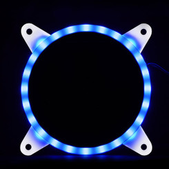 Silverstone SST-FG122  24 pcs RGB ALED Strip Plastic 120mm Fan Grille