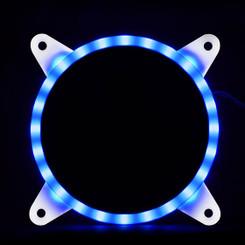 Silverstone SST-FG122  24 pcs RGB ALED Strip Plastic 120mm Fan Grille