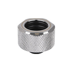 Thermaltake CL-W213-CU00SL-A Pacific C-PRO G1/4 PETG Tube 16mm OD Compression – Chrome