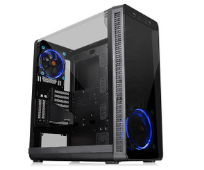 Thermaltake CA-1J7-00M1WN-00 View 37 Riing Edition Mid-Tower Chassis