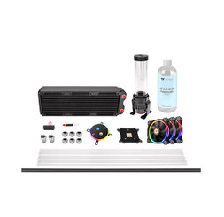 Thermaltake CL-W217-CU00SW-A Pacific M360 D5 Hard Tube Water Cooling Kit