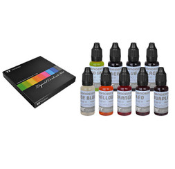Thermaltake CL-W221-OS00SW-A TT Premium Concentrate Kit (9 Bottle Pack)