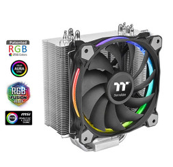 Thermaltake CL-P052-AL12SW-A Riing Silent 12 RGB Sync Edition CPU Cooler