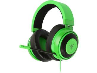 Razer RZ04-02050600-R3U1Kraken Pro V2  Analog Gaming Headset (Green)  PC, Xbox One,PS4