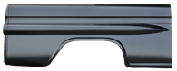 This ALL NEW passenger's side short fleet bedside fits 1958-59 Chevrolet and GMC trucks. Be the first to have an all new 1958-59 short fleet bed for you truck!