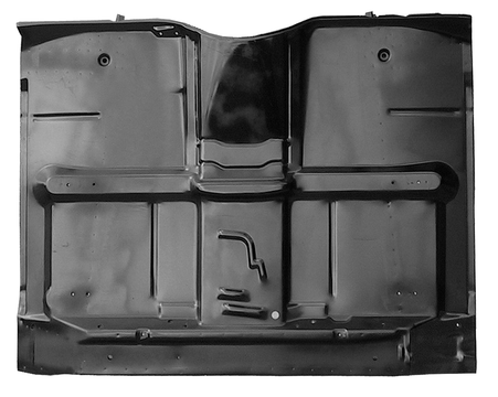 Ford 1966 bed floor panel autos post for 1966 chevy truck floor pans