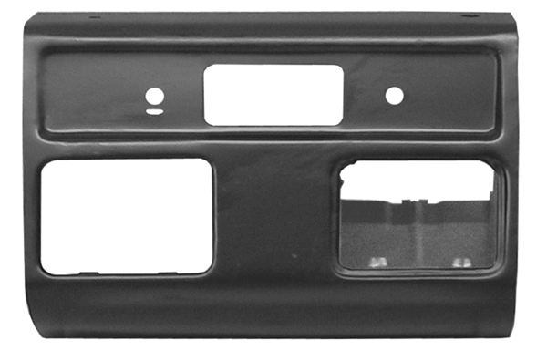 1960 63 C 10 Radio Dash Panel Nsane Hotrodz Parts
