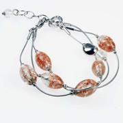 Antica Murrina Pandora Bracelet Amber