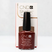 CND Shellac UV Gel Polish - BURNT ROMANCE 09954 7.3ml 0.25oz Fall Forbidden Color 2013 Collection
