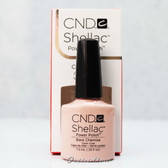 CND Shellac UV Gel Polish - BARE CHEMISE 90483 7.3ml 0.25oz Intimates Color 2013 Collection