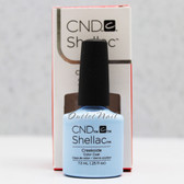 CND Shellac UV Gel Polish - CREEKSIDE 90780 7.3ml 0.25oz Flora & Fauna Spring Color 2015 Collection