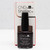CND Shellac UV Gel Polish - POISON PLUM 90859 7.3ml 0.25oz Contradictions Fall Color 2015 Collection