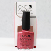 CND Shellac UV Gel Polish - UNTITLED BRONZE 91166 7.3ml 0.25oz Art Vandal Spring Color 2016 Collection