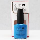 CND Shellac UV Gel Polish DIGI-TEAL 91167 7.3ml 0.25oz Art Vandal Spring Color 2016 Collection