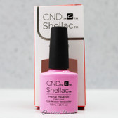 CND Shellac UV Gel Polish - MAUVE MAVERICK 91171 7.3ml 0.25oz Art Vandal Spring Color 2016 Collection