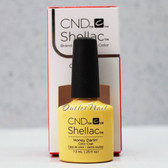 CND Shellac UV Gel Polish - HONEY DARLIN'  91175 7.3ml 0.25oz Flirtation Summer Color 2016 Collection