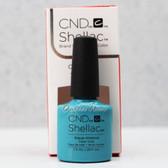 CND Shellac UV Gel Polish AQUA-INTANCE 91176 7.3ml 0.25oz Flirtation Summer Color 2016 Collection