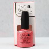 CND Shellac UV Gel Polish SPARKS FLY 91177 7.3ml 0.25oz Flirtation Summer Color 2016 Collection