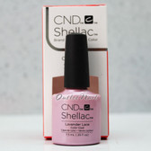 CND Shellac UV Gel Polish LAVENDER LACE 91178 7.3ml 0.25oz Flirtation Summer Color 2016 Collection