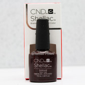 CND Shellac UV Gel Polish OXBLOOD 91250 7.3ml 0.25oz Craft Culture Fall Winter Color 2016 Collection