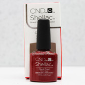 CND Shellac UV Gel Polish HAND FIRED 91252 7.3ml 0.25oz Craft Culture Fall Winter Color 2016 Collection