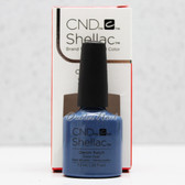 CND Shellac UV Gel Polish DENIM PATCH 91254 7.3ml 0.25oz Craft Culture Fall Winter Color 2016 Collection
