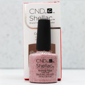 CND Shellac UV Gel Polish BLUSHING TOPAZ 91259 7.3ml 0.25oz Starstruck Holiday Winter Color 2016 Collection